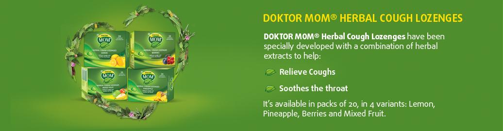 Doktor Mom lozenges