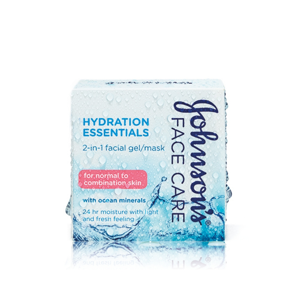 Hydration Essentials 2-in-1 Facial Gel/Mask product image