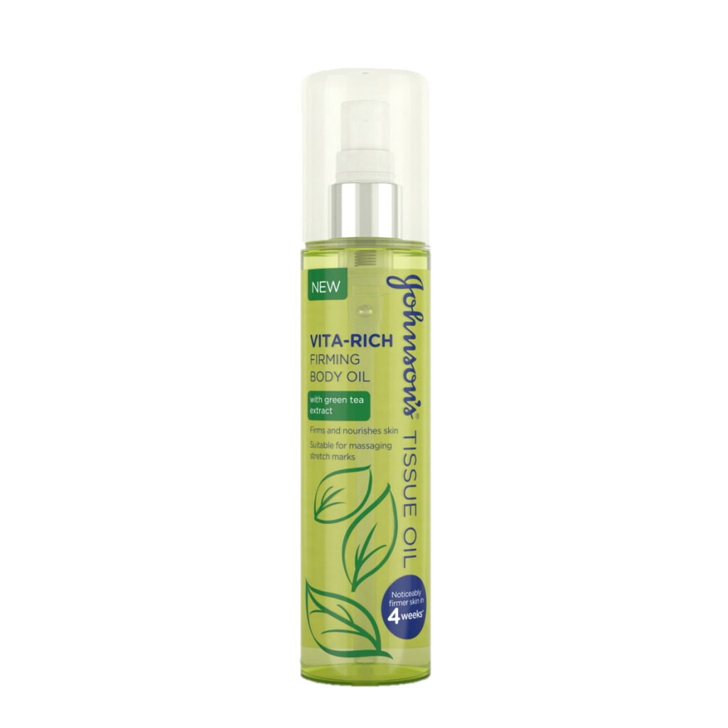 Vita Rich Green Tea Firming Body Oil product image