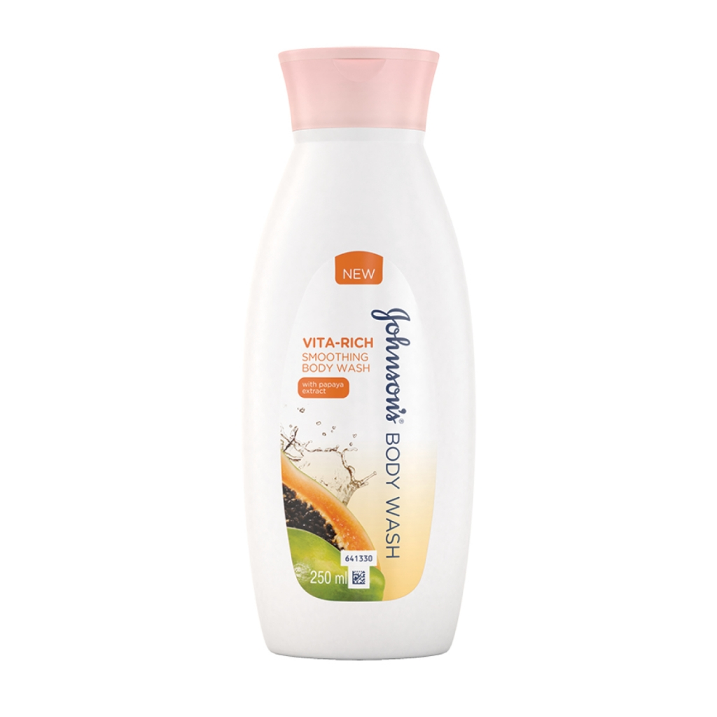 Vita Rich Smoothing Body Wash with Papaya extract product image