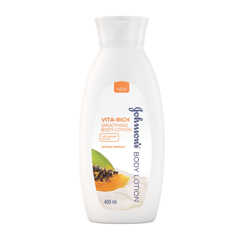 Vita-Rich Smoothing Body Lotion with Papaya extract product image