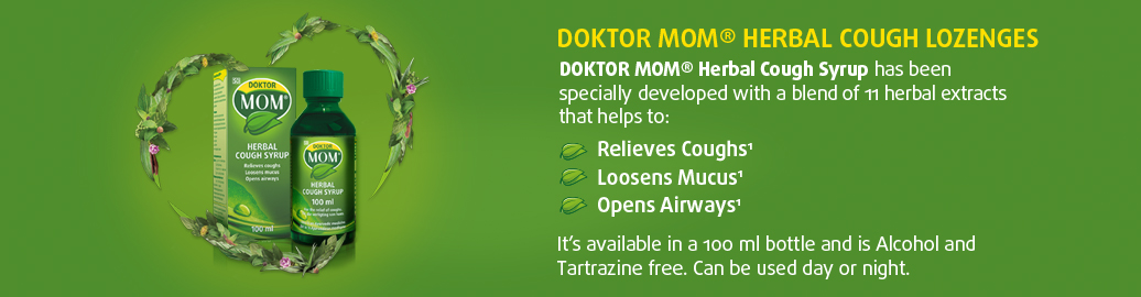 Doktor Mom syrup