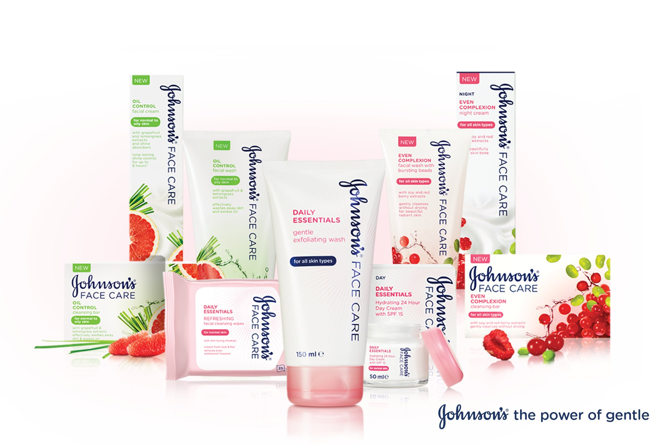 Johnson's Face Care